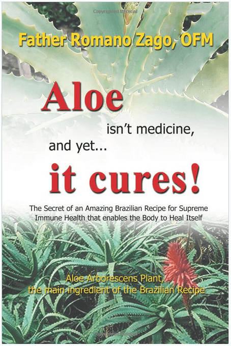 Aloe isn't medicine, and yet . . . it Cures book